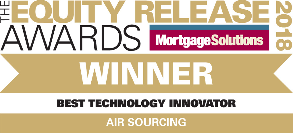 Equity Release Awards 2018 Winner - Best Technology Innovator