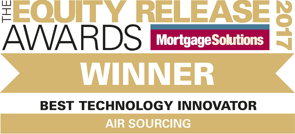 Equity Release Awards 2017 Winner - Best Technology Innovator